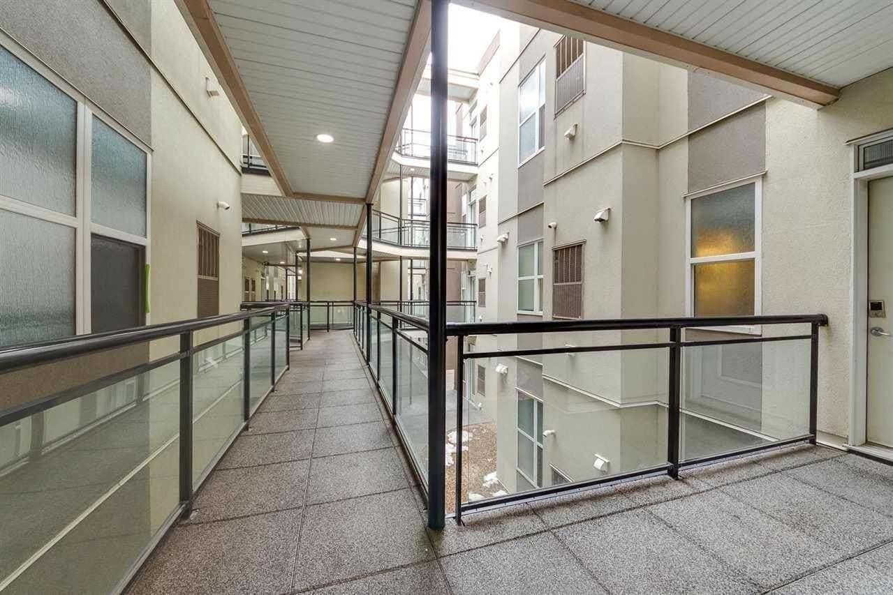 Condo for sale at 10407 122 St NW Unit 222 Edmonton Alberta - MLS: E4212848