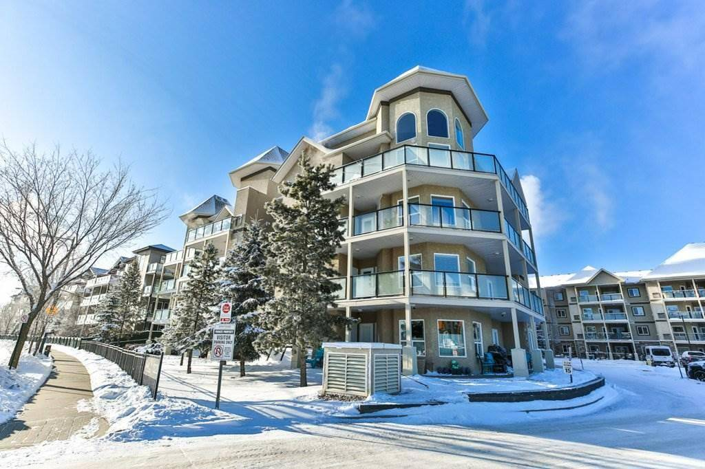 Condo for sale at 1320 Rutherford Rd Sw Unit 222 Edmonton Alberta - MLS: E4184552
