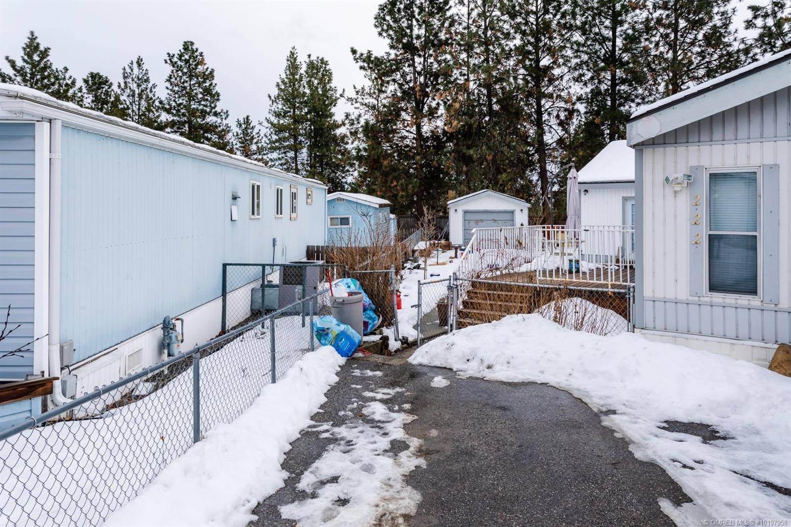 Residential property for sale at 2001 Highway 97s Hy Unit 222 Kelowna British Columbia - MLS: 10197958