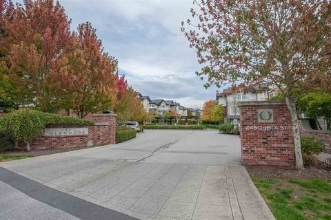 Townhouse for sale at 2450 161a St Unit 222 Surrey British Columbia - MLS: R2409680
