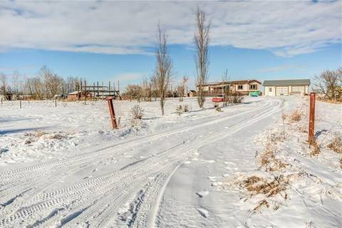 House for sale at 261078 Twp 222  Unit 222 Rural Wheatland County Alberta - MLS: C4227128