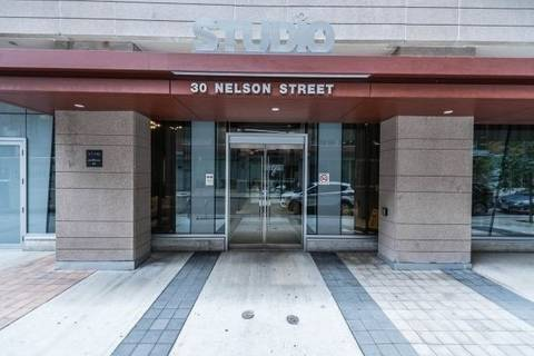 Apartment for rent at 30 Nelson St Unit 222 Toronto Ontario - MLS: C4733981