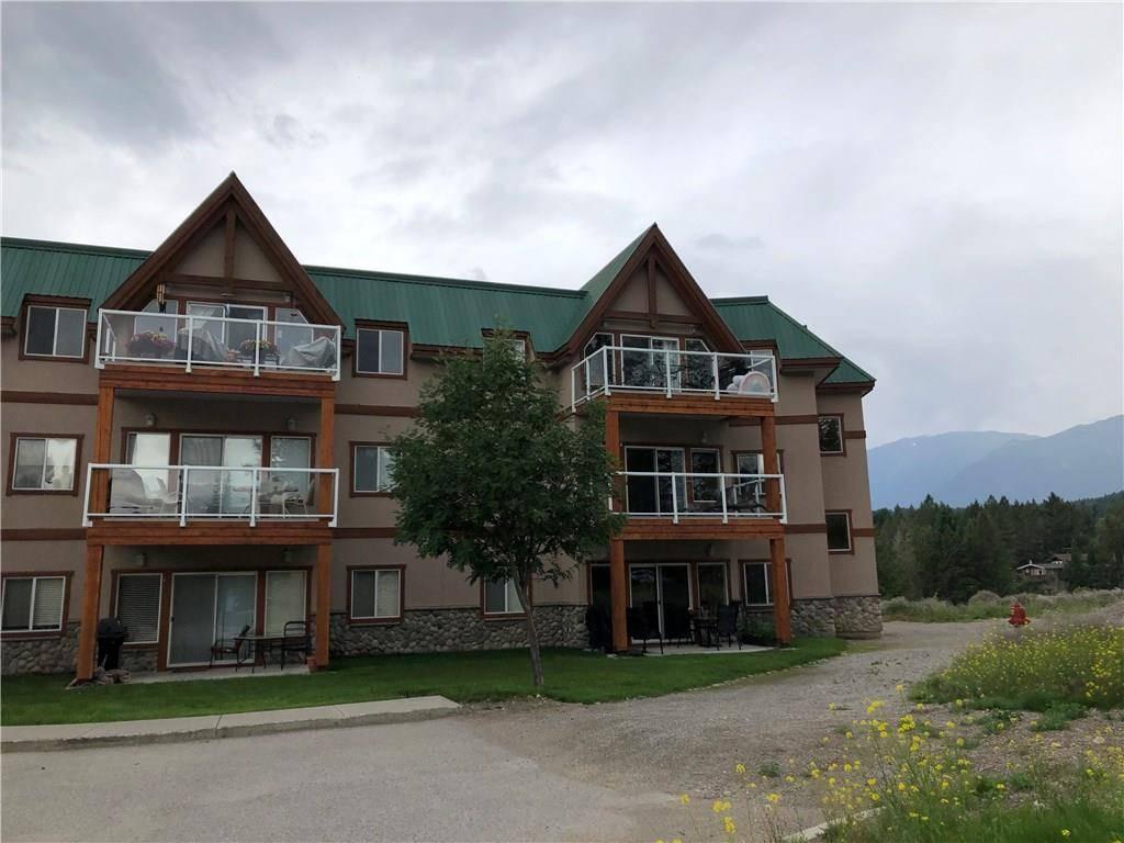 Condo for sale at 701 14a Cres Unit 222 Invermere British Columbia - MLS: 2439048