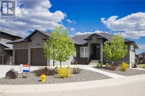 House for sale at 222 Bennion By Saskatoon Saskatchewan - MLS: SK772869