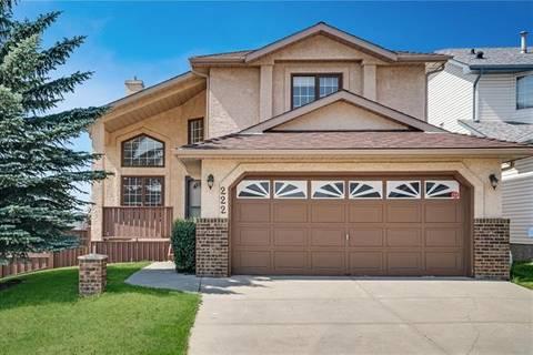 House for sale at 222 Citadel Hills Circ Northwest Calgary Alberta - MLS: C4282249