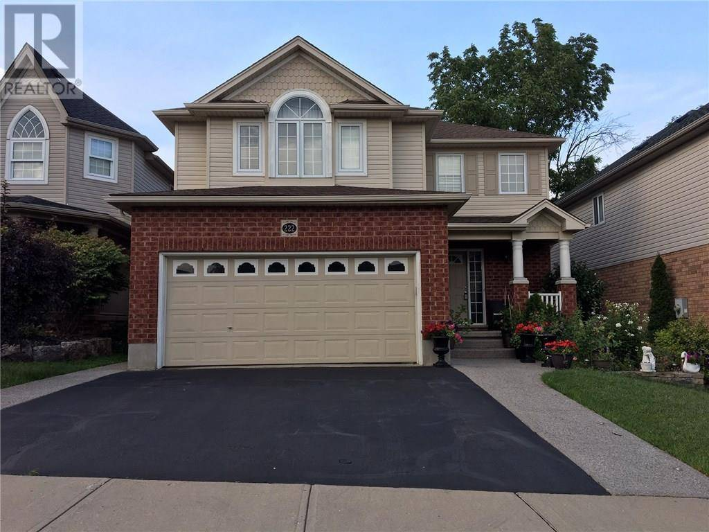 House for rent at 222 Doon Mills Dr Kitchener Ontario - MLS: 30760062