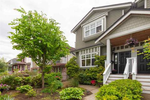 Townhouse for sale at 222 16th Ave E Vancouver British Columbia - MLS: R2371588