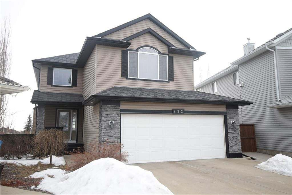 House for sale at 222 Everwoods Co SW Evergreen, Calgary Alberta - MLS: C4288550