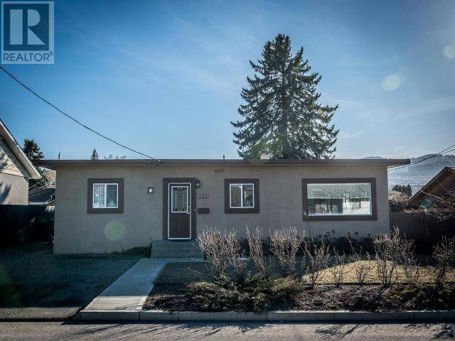 House for sale at 222 Fort Ave  Kamloops British Columbia - MLS: 155775