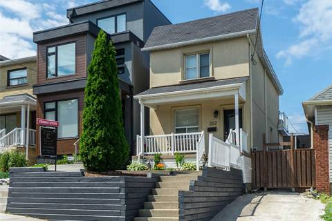 House for sale at 222 Gilbert Ave Toronto Ontario - MLS: W4507554