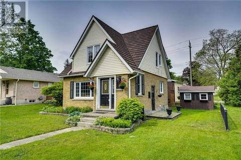 House for sale at 222 Grand River St North Paris Ontario - MLS: 30740111