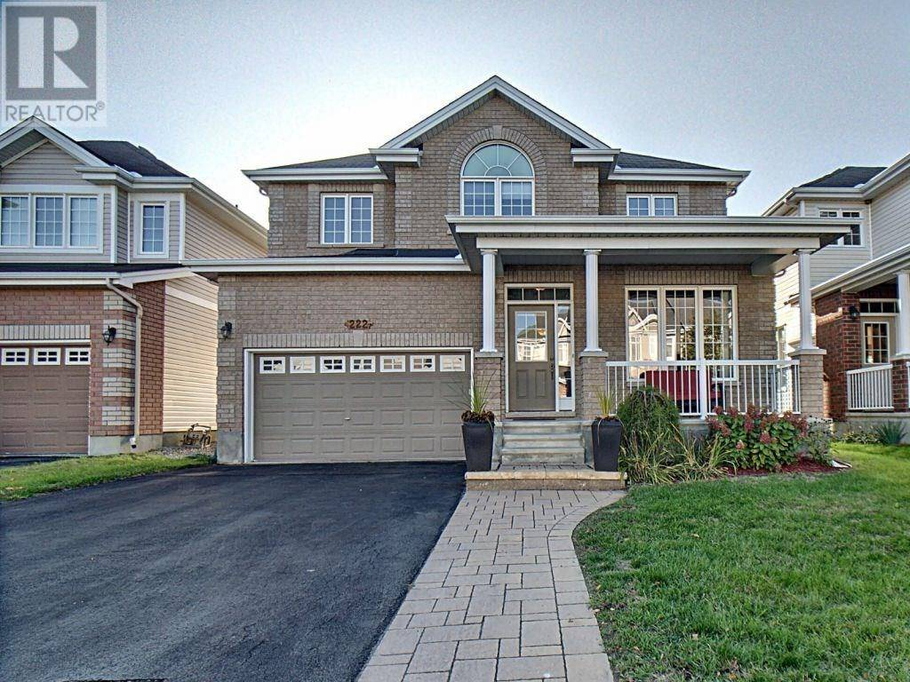 House for sale at 222 Hidden Meadow Ave Gloucester Ontario - MLS: 1172677