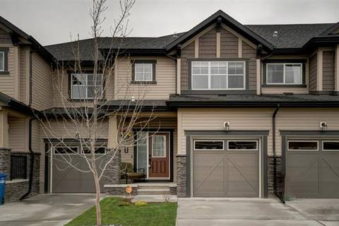 Townhouse for sale at 222 Hillcrest Sq Southwest Airdrie Alberta - MLS: C4287199