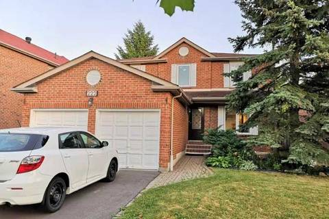 House for rent at 222 Hollingham Rd Markham Ontario - MLS: N4518480