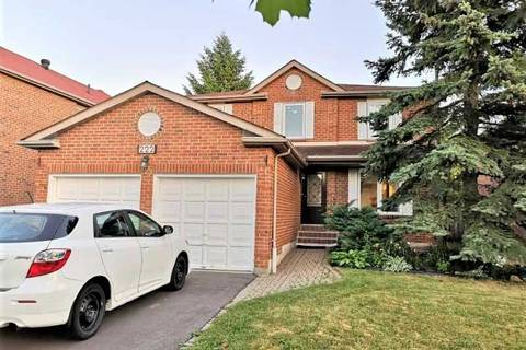 House for rent at 222 Hollingham Rd Markham Ontario - MLS: N4552843