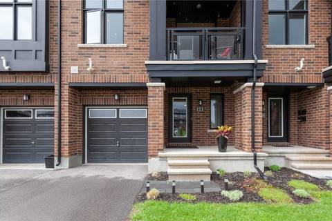 Townhouse for sale at 222 Leather Leaf Te Ottawa Ontario - MLS: 1149011