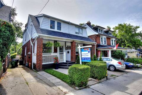 Townhouse for sale at 222 Lee Ave Toronto Ontario - MLS: E4524938