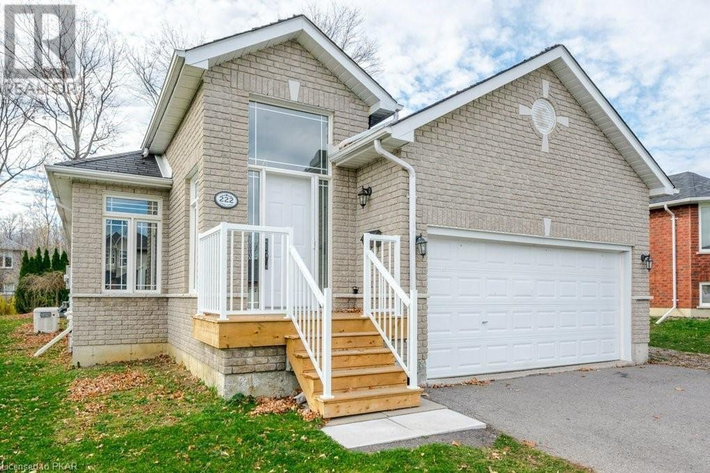 House for sale at 222 Lorne Ct Peterborough Ontario - MLS: 40043521