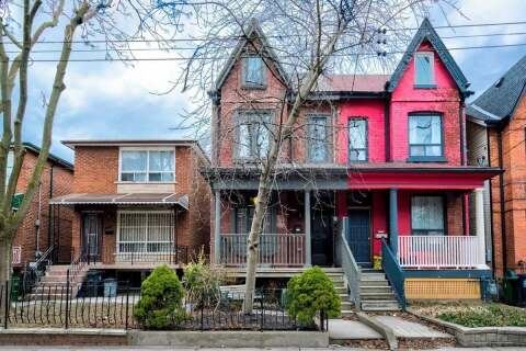 Townhouse for sale at 222 Markham St Toronto Ontario - MLS: C4787867