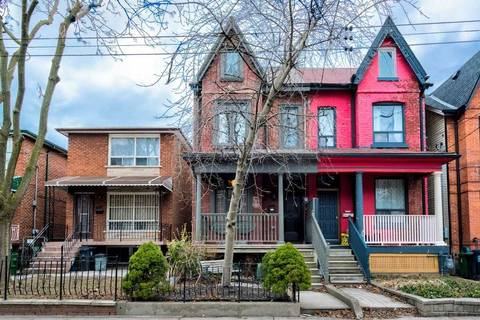 Townhouse for sale at 222 Markham St Toronto Ontario - MLS: C4550152