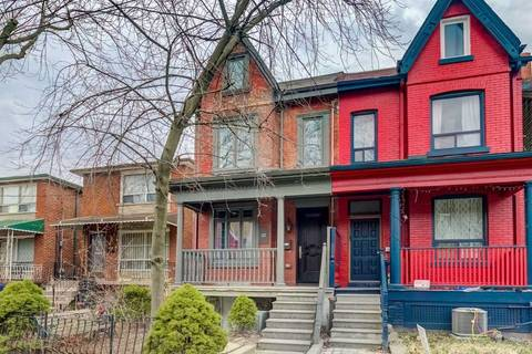 Townhouse for sale at 222 Markham St Toronto Ontario - MLS: C4736046