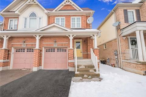 Townhouse for sale at 222 Meadowhawk Tr Bradford West Gwillimbury Ontario - MLS: N4651036
