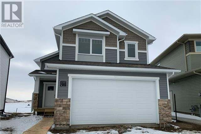 House for sale at 222 Miners Chse West Lethbridge Alberta - MLS: ld0192039