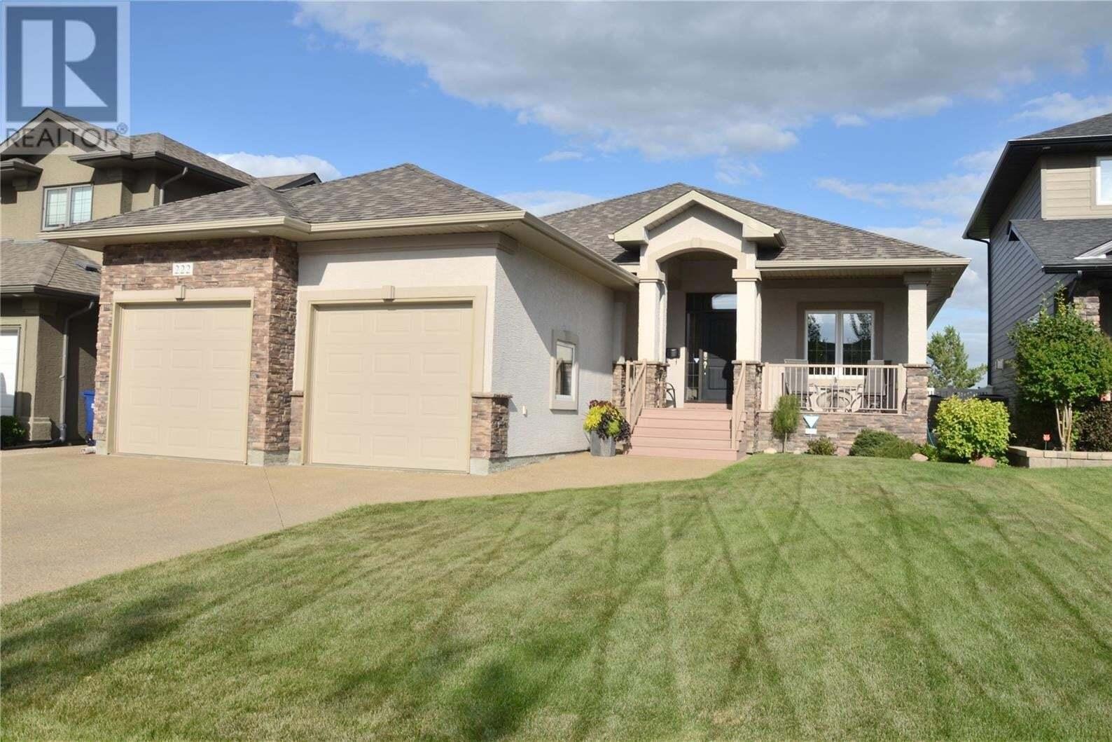 House for sale at 222 Nicklaus Dr Warman Saskatchewan - MLS: SK808235