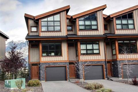 Townhouse for sale at 222 Riva Ht Canmore Alberta - MLS: C4272608