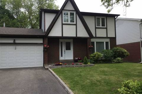 House for rent at 222 Romfield Crct Markham Ontario - MLS: N4497619