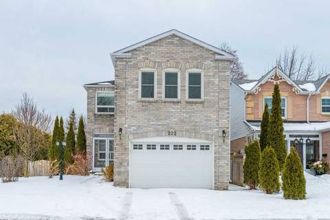 House for sale at 222 Sandringham Dr Clarington Ontario - MLS: E4691925