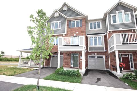 Townhouse for sale at 222 Septimus Hts Milton Ontario - MLS: W4421849