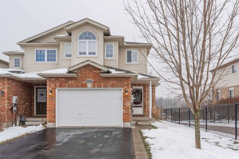 Townhouse for sale at 222 Severn Dr Guelph Ontario - MLS: X5001591
