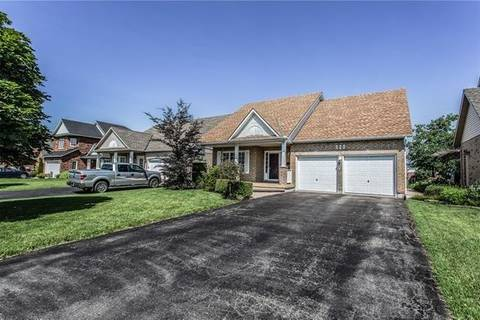 House for sale at 222 Summers Dr Thorold Ontario - MLS: X4506865