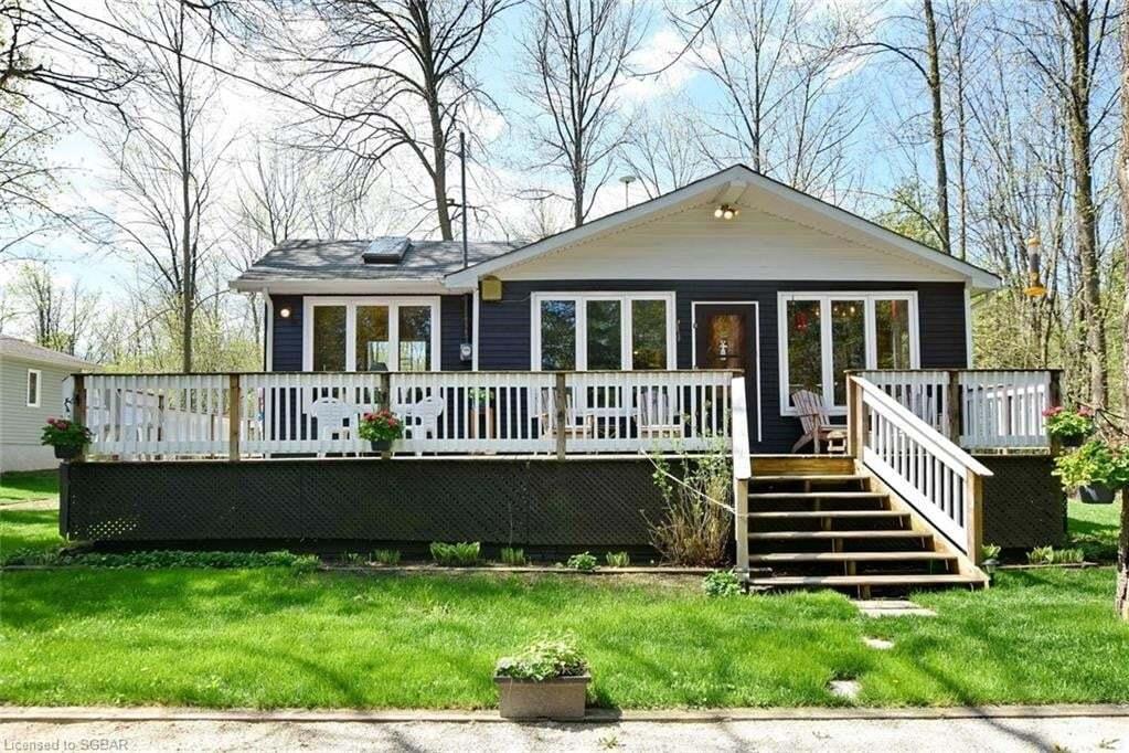 House for sale at 222 Sunset Blvd Thornbury Ontario - MLS: 260965