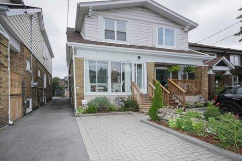 Townhouse for sale at 222 Westwood Ave Toronto Ontario - MLS: E4580208