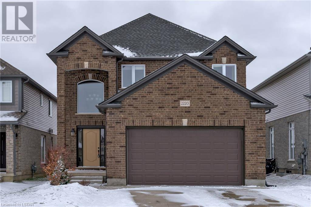 House for sale at 2220 Cardinal Ct London Ontario - MLS: 243355
