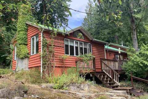 House for sale at 2220 Maple Rd Gambier Island British Columbia - MLS: R2493314