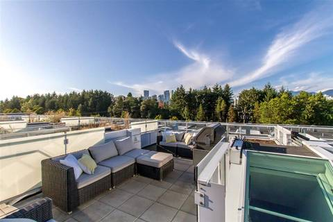 Townhouse for sale at 2220 Willow St Vancouver British Columbia - MLS: R2398896