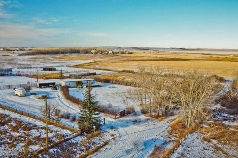 House for sale at 222020 Rge Rd 225a  Rural Wheatland County Alberta - MLS: A1051114