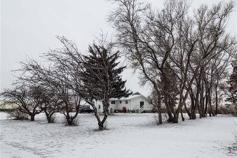 House for sale at 222071 Twp  Unit 222071 Rural Wheatland County Alberta - MLS: C4224218