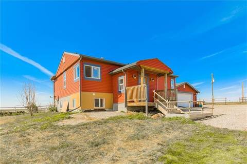 House for sale at 222081 Range Road 253a  Rural Wheatland County Alberta - MLS: C4248058