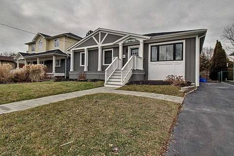 House for sale at 2221 Courtland Dr Burlington Ontario - MLS: W4669932