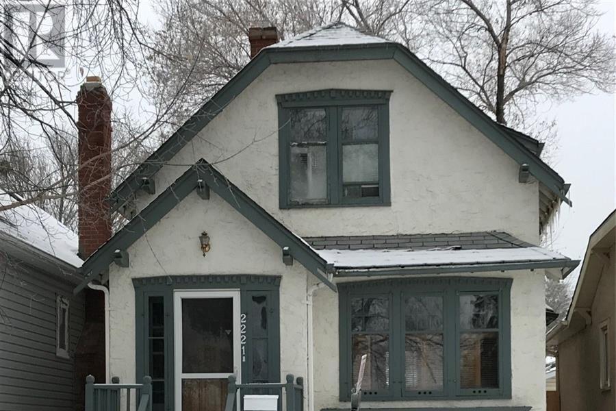 House for sale at 2221 Princess St Regina Saskatchewan - MLS: SK834723