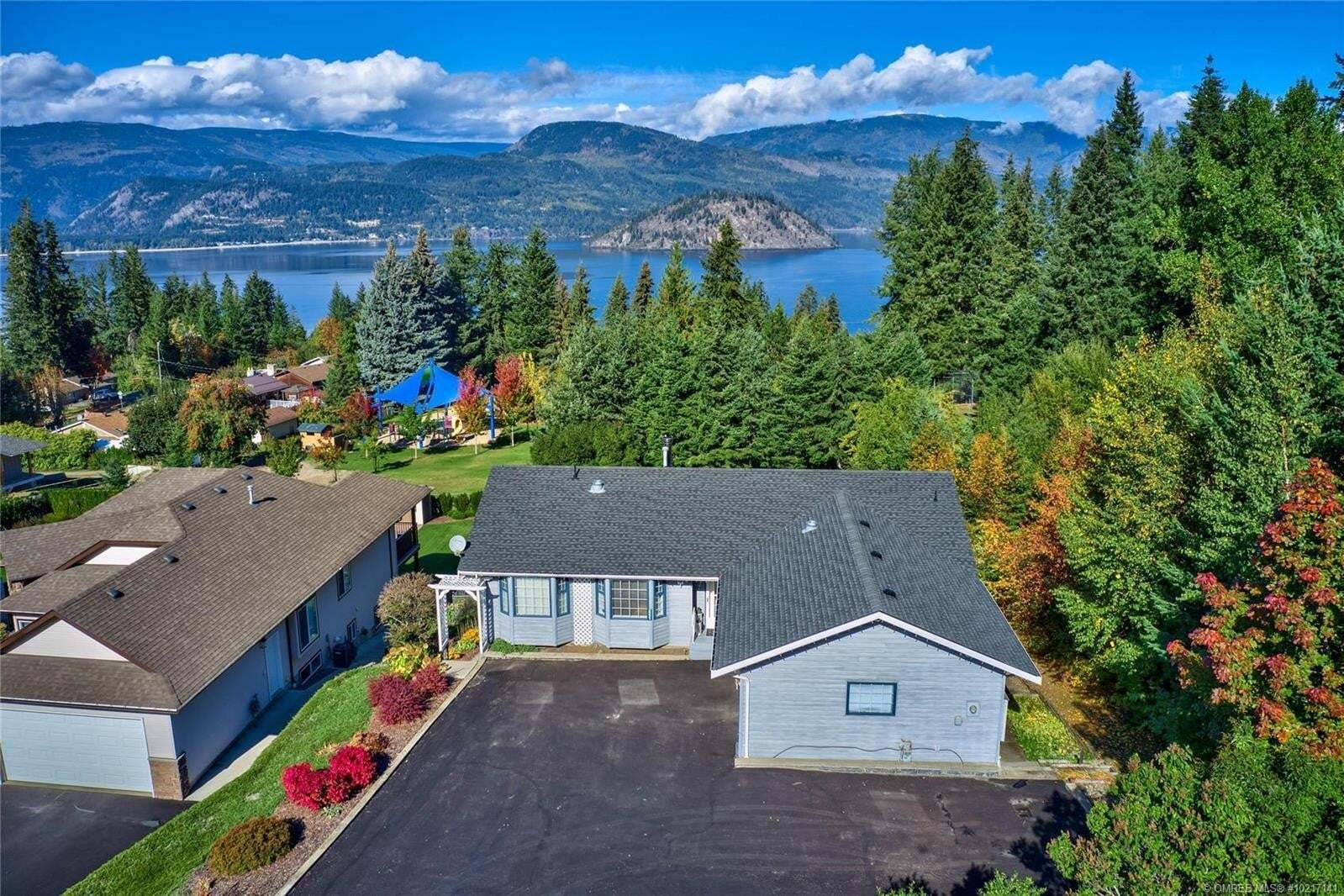 House for sale at 2221 Ta Lana Tr Blind Bay British Columbia - MLS: 10217141
