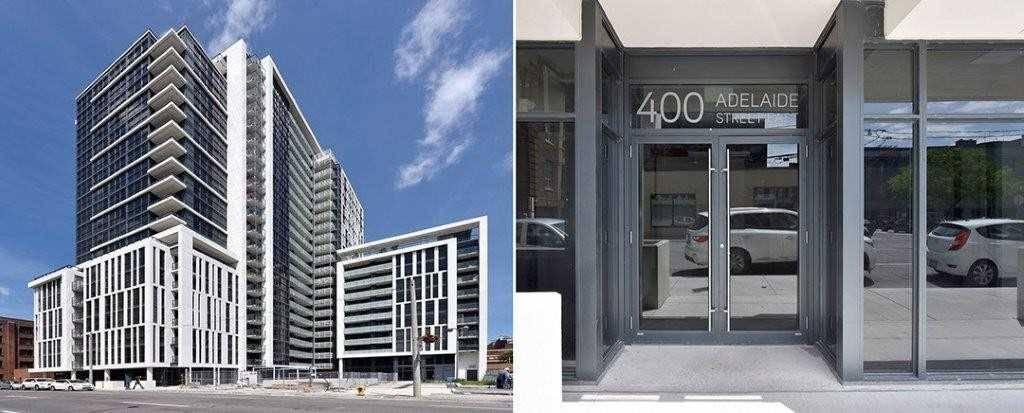 Ivory On Adelaide Condos Condos: 400 Adelaide Street, Toronto, ON