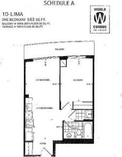 Apartment for rent at 7161 Yonge St Unit 2222 Markham Ontario - MLS: N4514595