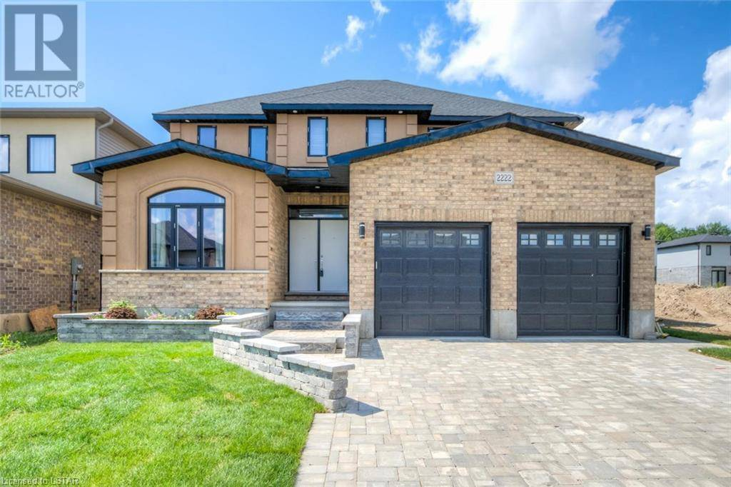 House for sale at 2222 Bakervilla St London Ontario - MLS: 208432