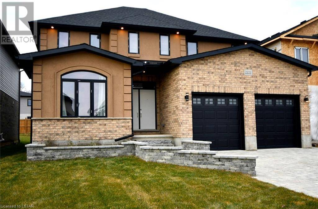 House for sale at 2222 Bakervilla St London Ontario - MLS: 245092