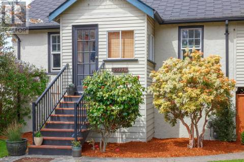 House for sale at 2222 Bowker Ave Victoria British Columbia - MLS: 411182